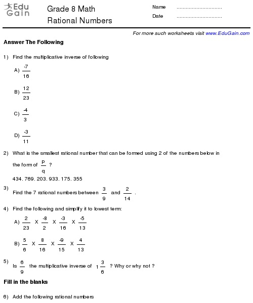 math worksheet : mathematics worksheets for grade 8 pdf  educational math activities : Maths For Grade 8 Worksheets